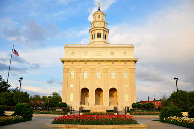 mormon church in nauvoo, illinois