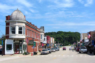 town of LaSalle in Illinois