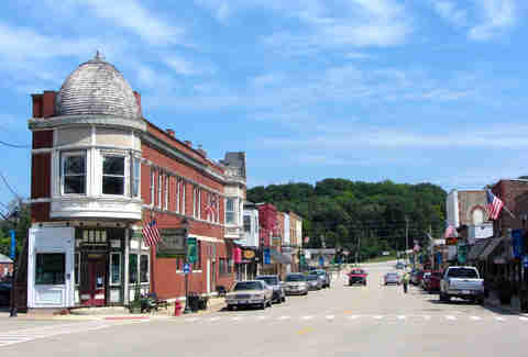 town of LaSalle in Illinois