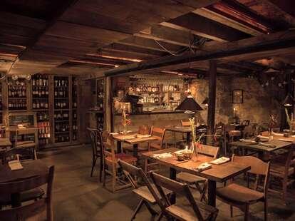 st. mazie bar and supper club