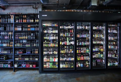 City Beer Store in San Francisco