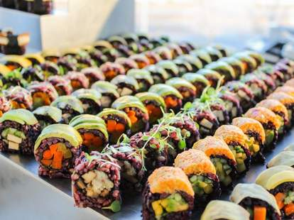 Beyond Sushi in New York