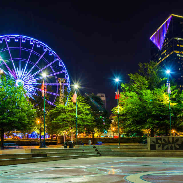 The 11 Best Public Places in Atlanta to Hook Up