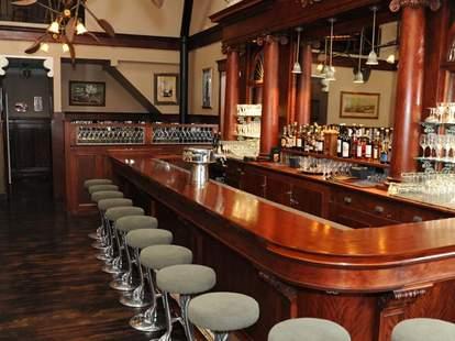Bar at Comstock Saloon