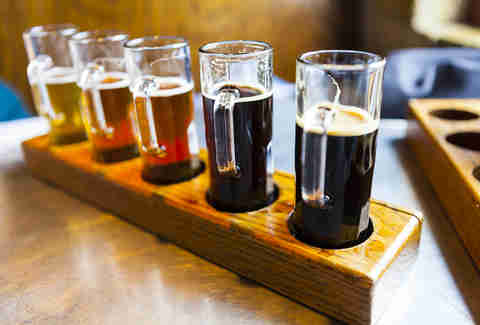 beer flight sampler