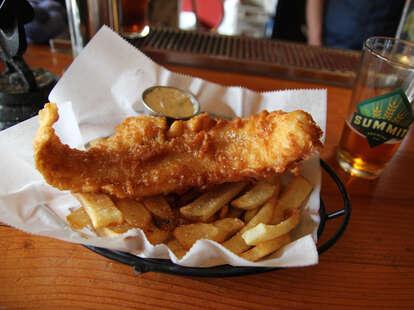 Anchor Fish & Chips, Fish & Chips