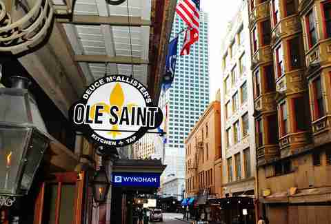 ole saint new orleans beer bar