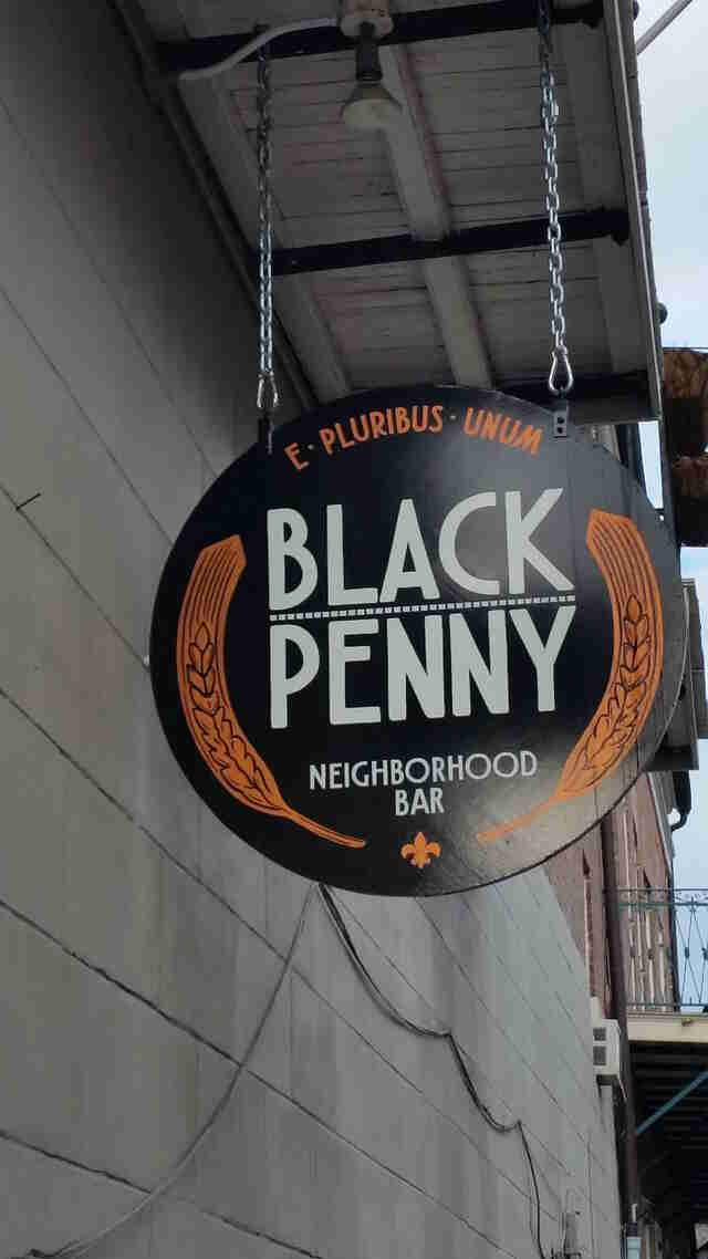 black penny beer bar new orleans