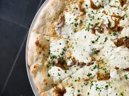 Best Pizza white pie