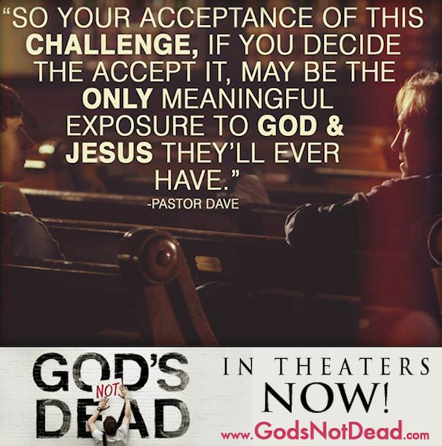 I\'m a Christian and I Hate Christian Movies