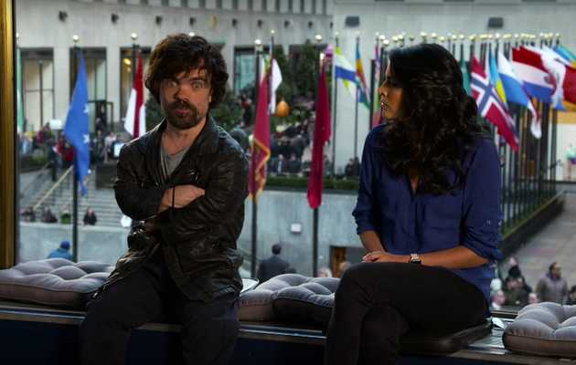 Peter Dinklage Prepares You for a Very 'Game of Thrones' Episode of 'SNL'