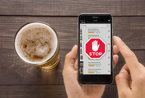 beer ranking on smart phone