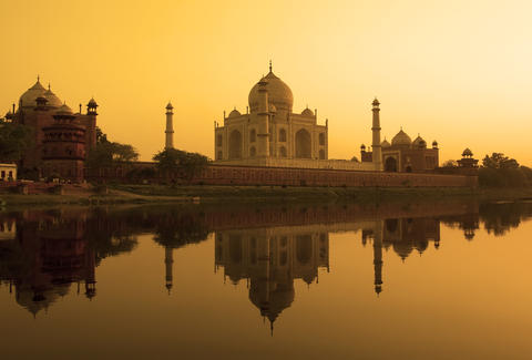 taj mahal sunset india tourist free spots to visit
