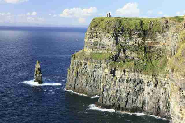 cliffs of moher clare ireland