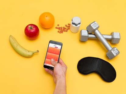 iPhone Health app