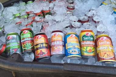 santan brewing company cans