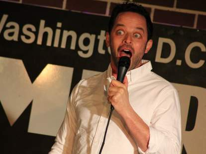 nick kroll improv comedy club washington dc