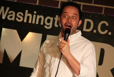 nick kroll improv comedy club washington dc