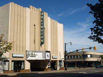 arlington draft house cinema