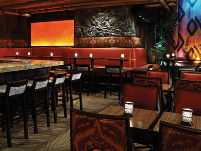 Dining Room at The Tonga Room