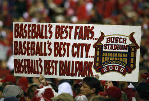 Major League Baseballs Worst Fans Worst Fans In Mlb Thrillist