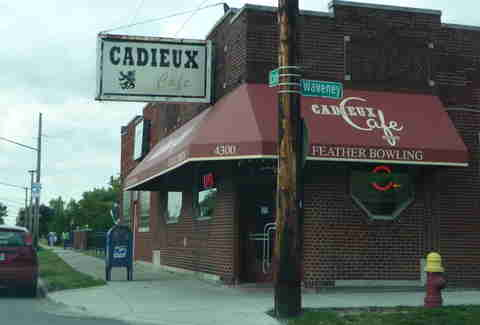 cadieux cafe detroit beer bar
