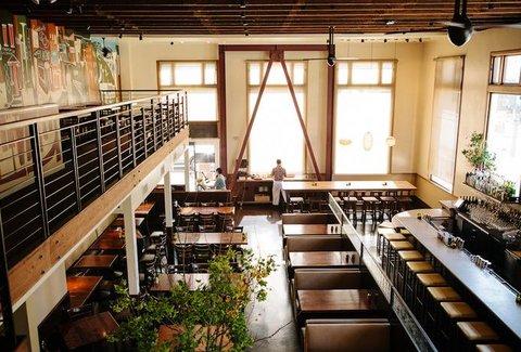 Nopa A San Francisco Ca Restaurant