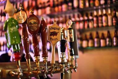 Hopleaf beer bar in Chicago