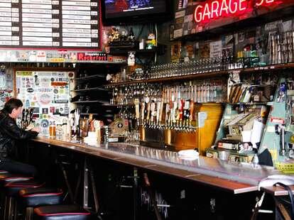 Interior of Bar at Toronado