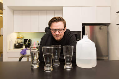 Wil Fulton Looking at Water