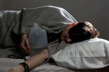 Wil Fulton Sleeping