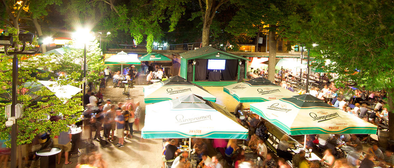 Bohemian Hall Amp Beer Garden A New York Ny Restaurant