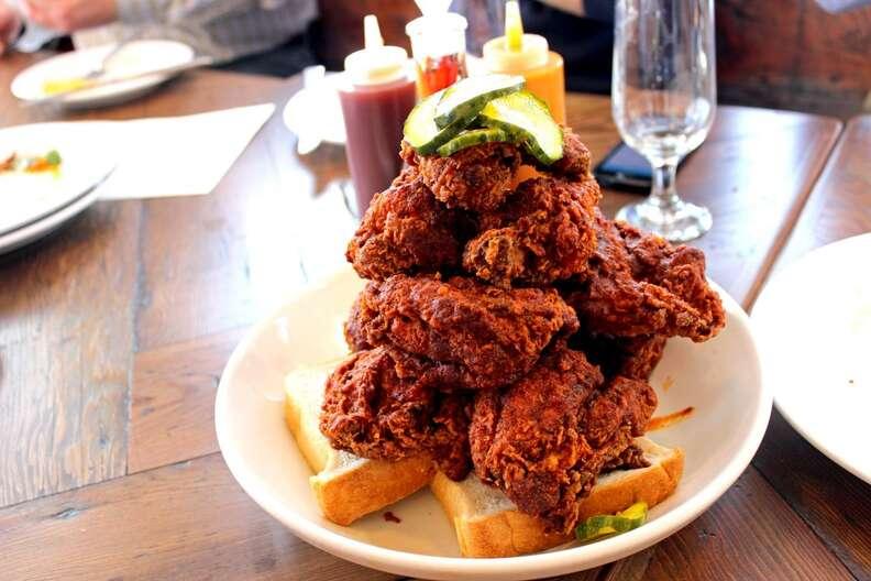 fried chicken, revival fried chicken