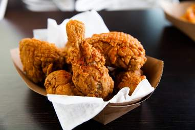 Big City Chicken, fried chicken