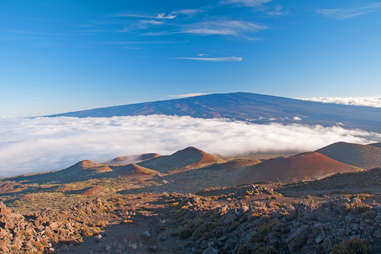 Mauna Loa in Hawaii