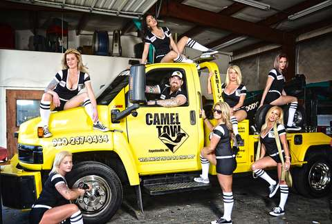 camel toe towing company