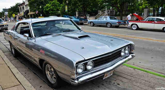 1969 Ford Torino Cobra
