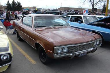 1972 AMC Matador Machine