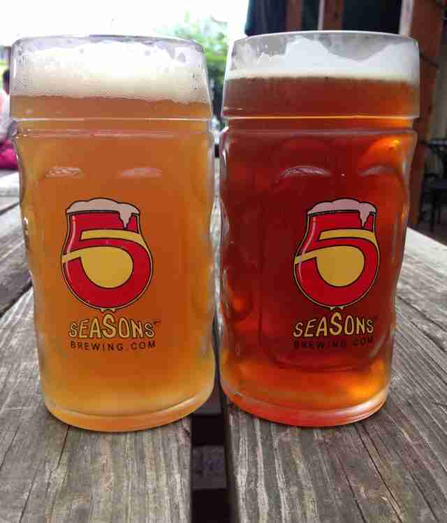 5 seasons beers