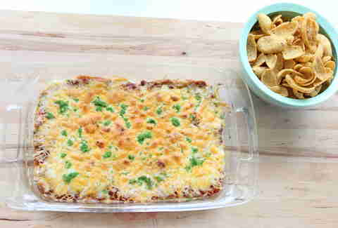 Datil Pepper Bean Dip
