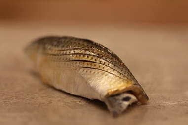 Sashimi at Q Sushi