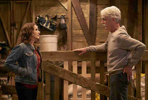 The Ranch, Sam Elliott, Debra Winger