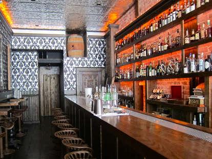 Interior of Bar at The Wilson