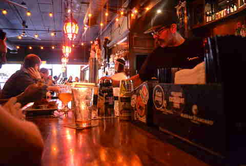 vickeroy park dallas best beer bars