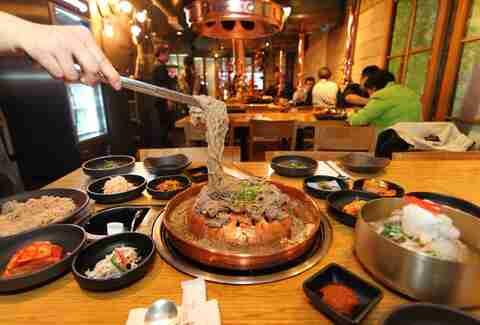 korean restaurant near me