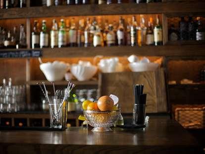 Bar at Rickhouse