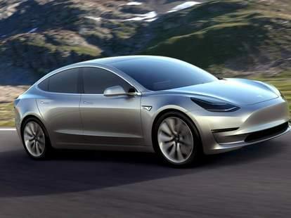 The 2017 Tesla Model 3