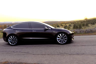 The Model 3 won't be produced until late 2017