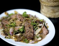 Pok Pok Ny Neua Naam Steak Salad Brooklyn