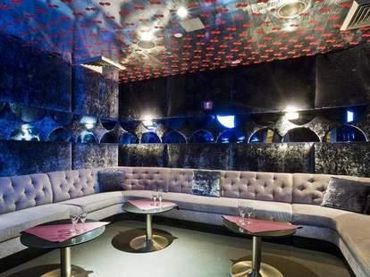 Scores strip club in New York